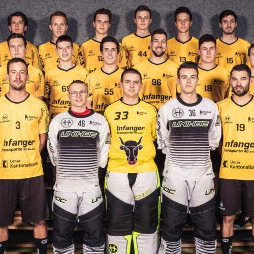 Floorball-herren-teamfoto